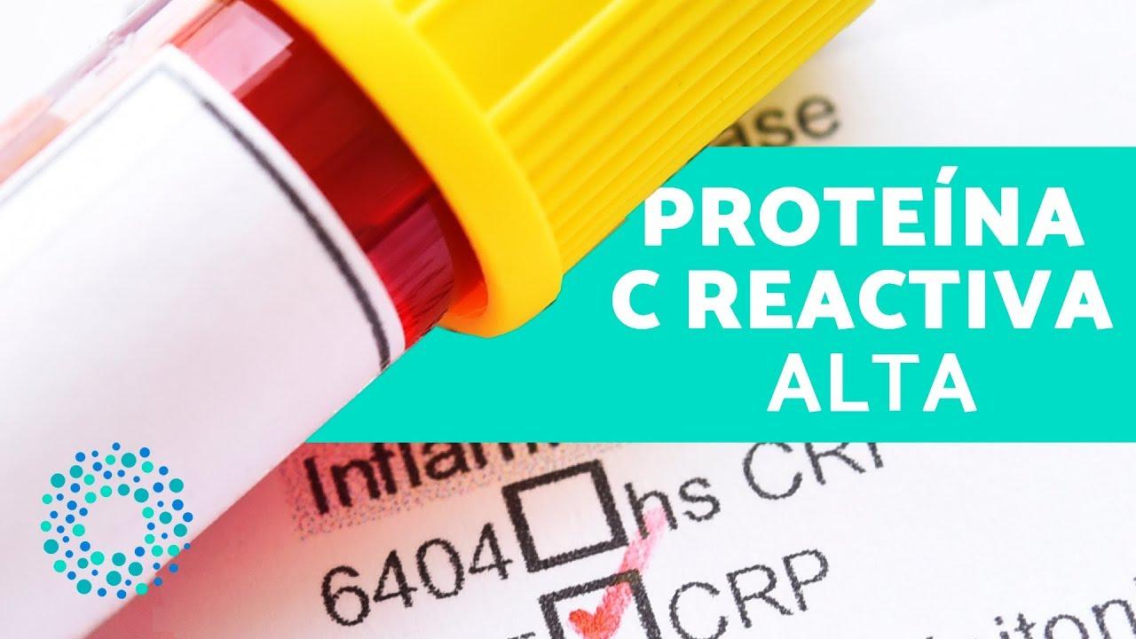 Altos cuantitativa valores reactiva proteina c