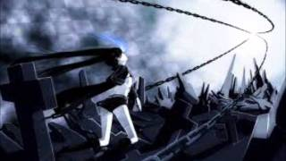 Black Rock Shooter PSP full OP - No Scared