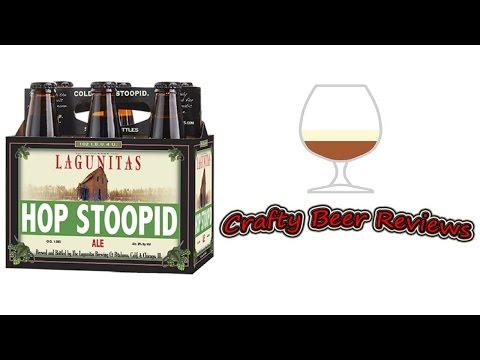 Lagunitas Hop Stoopid (NOW IN 6-PACKS!!!) | Beer Review #696