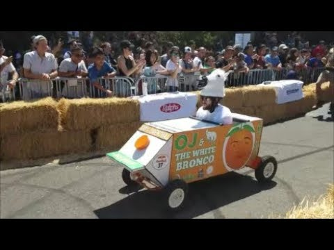 Red Bull Soap Box Race Los Angeles 8/20/2017