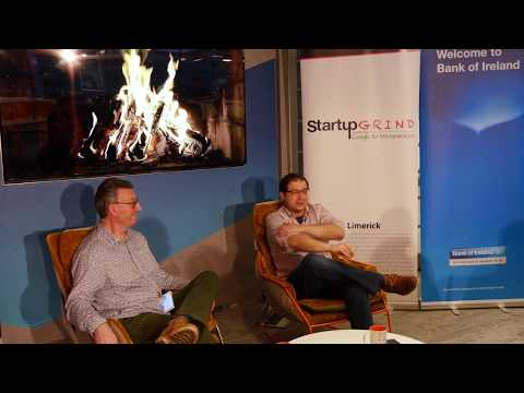 Startup Grind Limerick Hosts WP Engine's Founder/CTO, Jason Cohen
