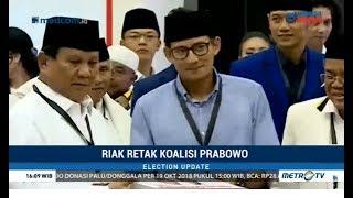 Terjadi Retak di Koalisi Prabowo?