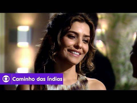 Caminho das Índias: capítulo 133 da novela, quarta, 27 de janeiro, na Globo