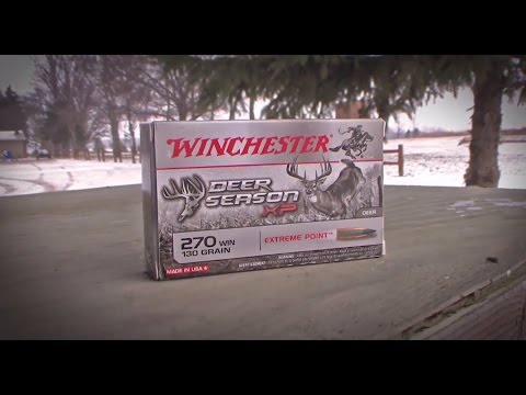 Review: Winchester Deer Season XP Ammunition