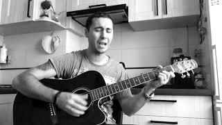 Баста - Я смотрю на небо (OST: КЕ-ДЫ). Кавер на гитаре.