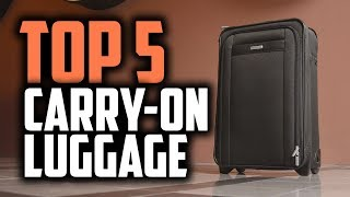 Best Carry-On Luggage in 2019 | Smaller Luggage That Can Carry a Lot!
