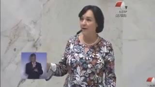 Deputada Márcia Lia destaca conquistas para a saúde de Araraquara