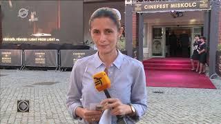 Kult'30 – az értékes félóra: CineFest - Miskolci Nemzetközi Filmfesztivál
