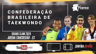 GRAND SLAM TAEKWONDO 2020 (DOMINGO)