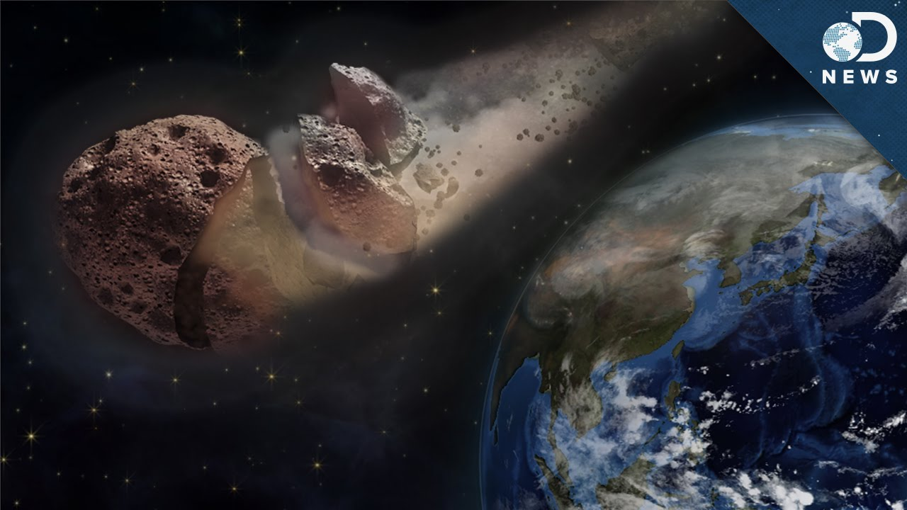 if it where it would fly by earth asteroid hit hit - photo #12
