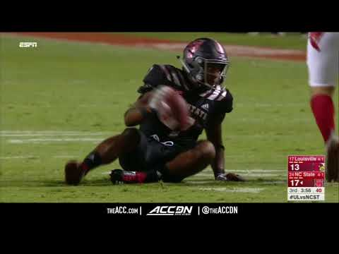 NC State RB Nyheim Hines Top Plays 2017