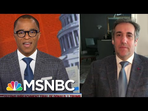 Fmr. Trump Attorney Cohen Wants Next AG To Ensure Trump Faces NY State Charges | MSNBC