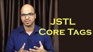 JSTL Tutorial part 2 Core Tags