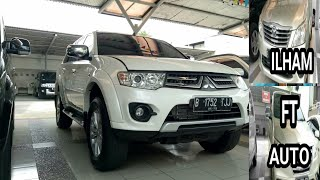 In Depth Review & Start Up Mitsubishi Pajero Sport 4x2 A/T Exceed 2014 - Indonesia