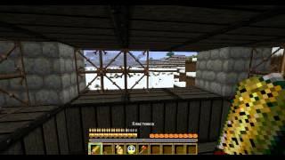 - Фильм Minecraft Зомби Апокалипсис 1 серия