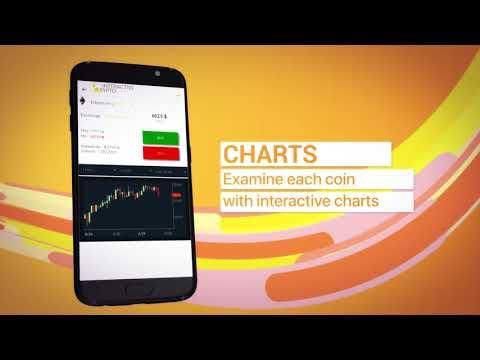InteractiveCrypto App Promo - Android