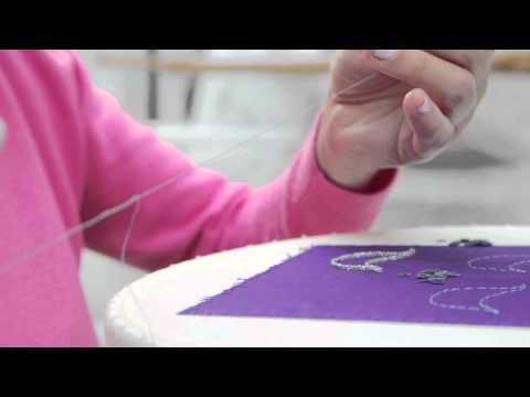 FASHION RULES TECHNIQUE: Bead work