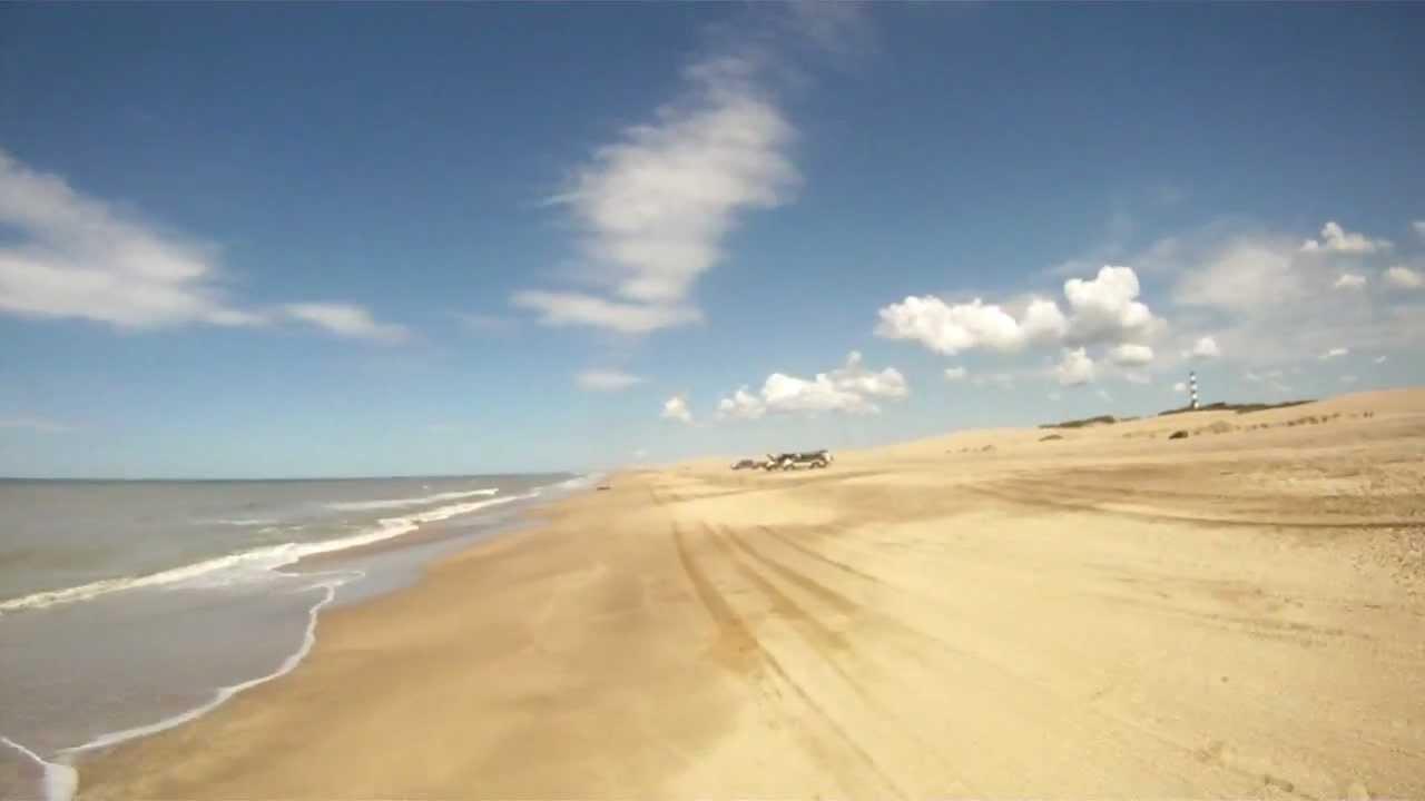 Playa Querandí, Argentina