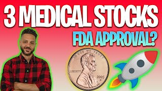 Two of our penny stocks could see FDA approval soon! [Penny stocks to buy]