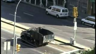 The dump trucks were rolling after WTC 7 fell