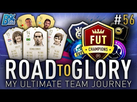 My New Team!!! Aiming For Div 1!!!  - FIFA 19 RTG #58 thumbnail