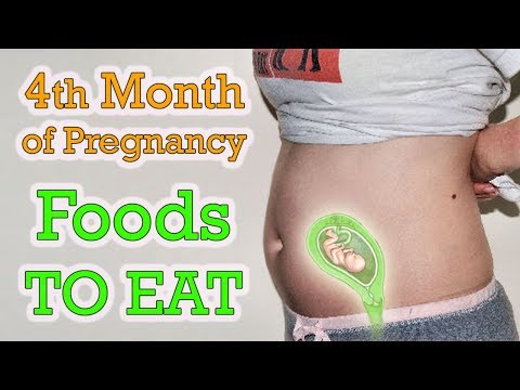 diet-needed-in-4th-month-of-pregnancy-especially-for-week-13th-to-17th.
