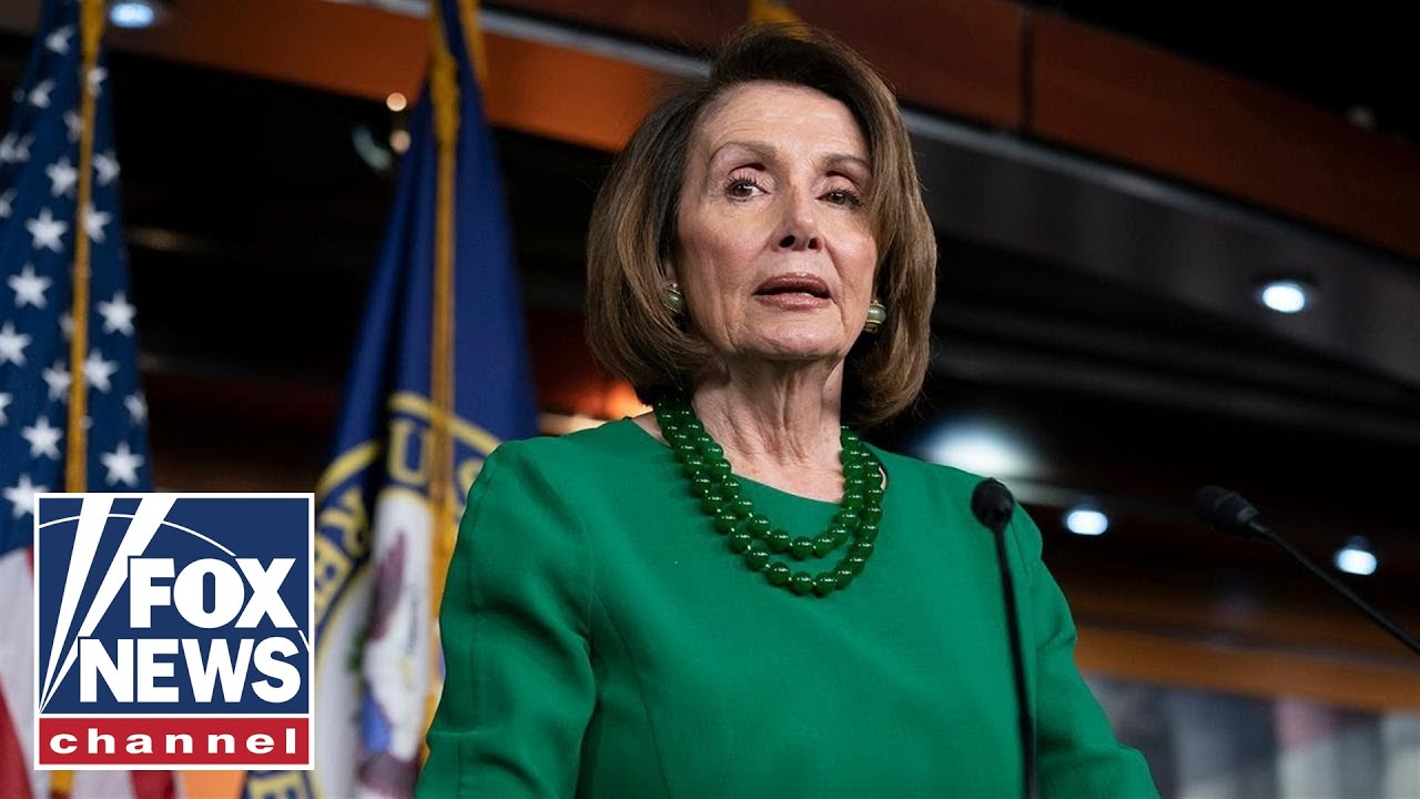 Pelosi didn't take this stimulus bill seriously: Scalise