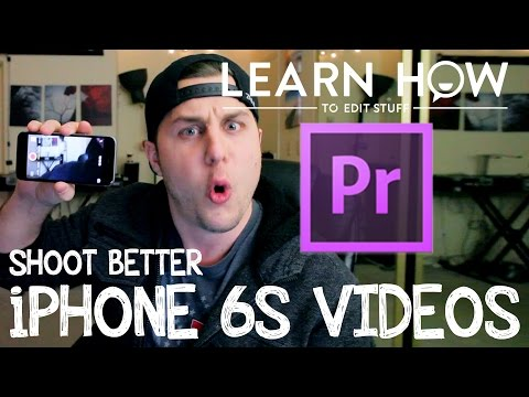 How To Shoot Video On An iPhone
