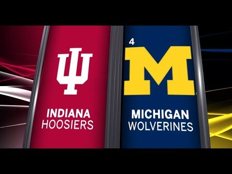 Indiana at Michigan: Week 12 Preview | Big Ten Football