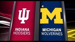 Indiana at Michigan: Week 12 Preview | Big Ten Football