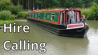 245. Narrowboat novices! The process of hiring a canal boat
