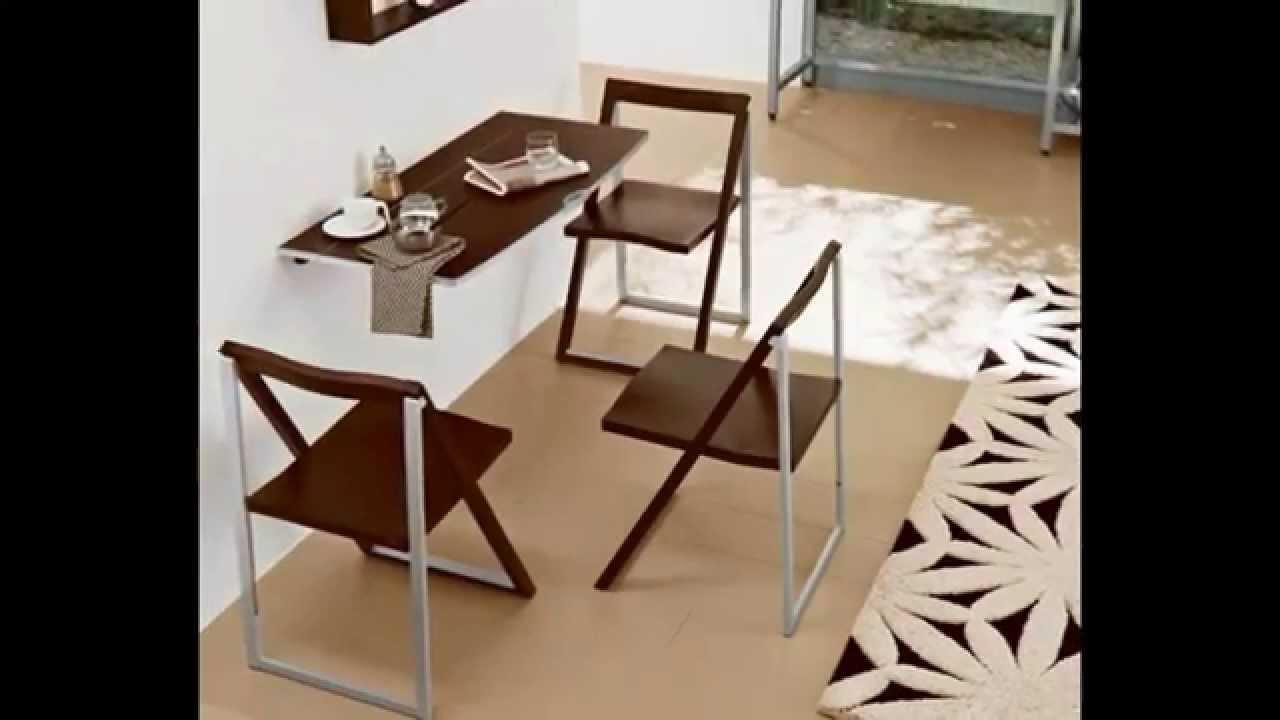 Idées Déco Pour Une Petite Cuisine Ouverte YouTube - Petite table de salle a manger pour idees de deco de cuisine