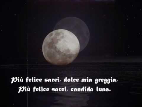 Canto Notturno di un Pastore Errante dell'Asia - Giacomo Leopardi