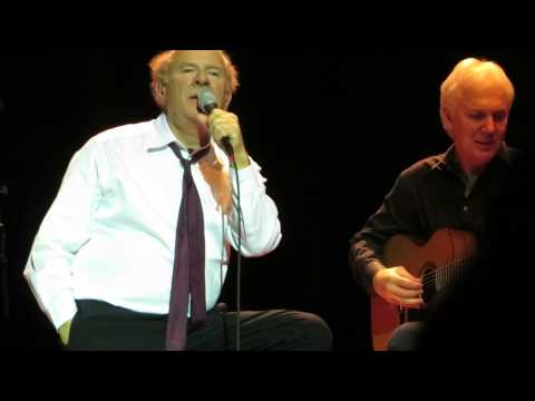 Art Garfunkel - Bridge Over Troubled Water LIVE - Feb 7, 2014 - Atlanta, GA