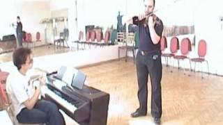 Обучение игре на скрипке (часть 2)