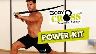 Functional Training mit dem Bodycross Kit