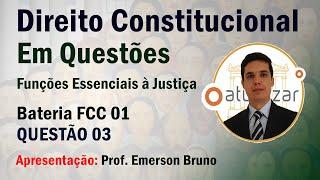 FCC 01 - Q03 (Poder Judiciário - Arts. 92 a 126)