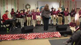 the arlington voices perform for our 2016 holiday concert series