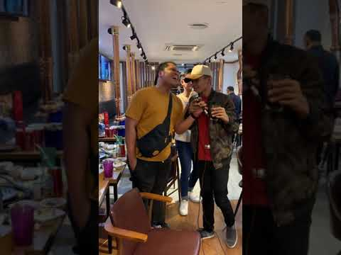 Josh Adornado, Garrett Bolden, Jong Madaliday - On Bended Knee (Videoke time at Christmas party 🌲)