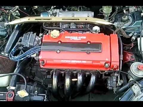 Hqdefault on Honda Civic B16 Engine