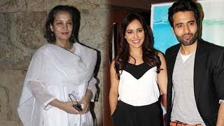 Dia Mirza, Shabana Azmi & others at Youngistaan movie screening