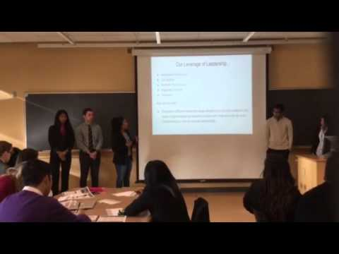 Sponsorship challenge presentation 2015