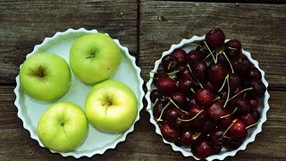 Apple Cherry Cobbler Protein Bowl (Gluten-Free)