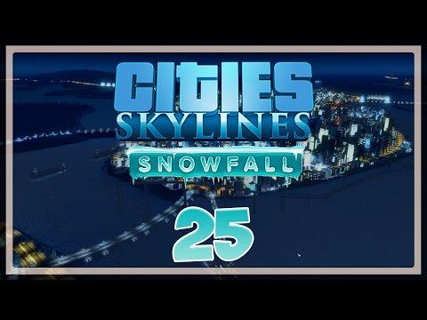 International Airport | Cities: Skylines Snowfall Part 25