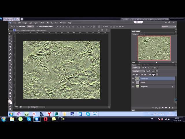 3D max. Уроки в 3d max. Как создать бесшовную текстуру для 3ds max в Photoshop. Проект Ильи Изотова.