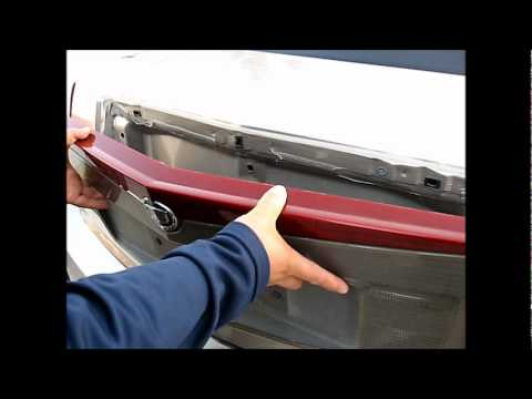 hqdefault how to remove 3rd brake light from 2003 to 2006 cadillac cts for  at soozxer.org