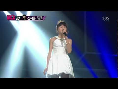 신지훈 (Shin Jihun) [You are Not Alone] @KPOPSTAR Season 2