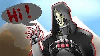 Overwatch - Friendly Reaper