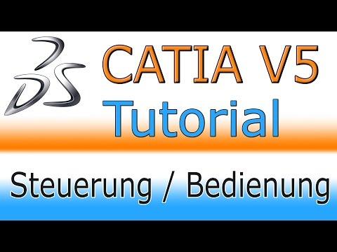 Catia V5: STEUERUNG,