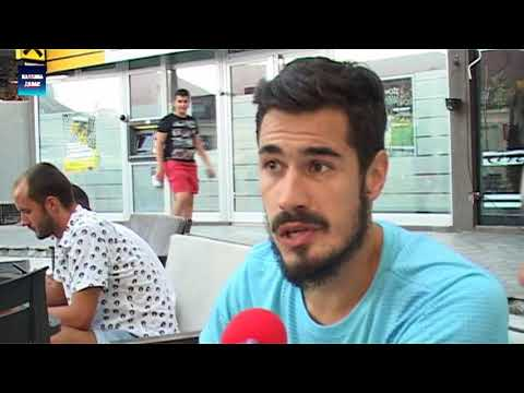 Odrzan turnir 3x3 u Palanci, reprezentativac Srbije Nikola Kalinic promoter turnira 18.8.2018